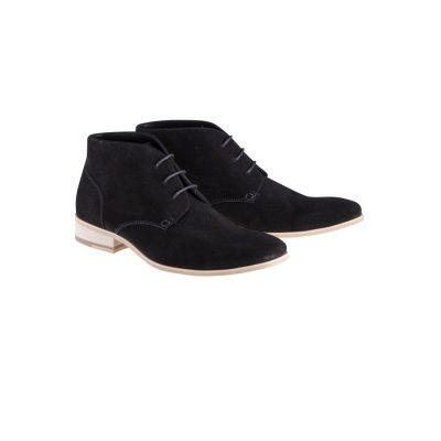 Fashion 4 Men - Tarocash Tyler Desert Boot Black 9