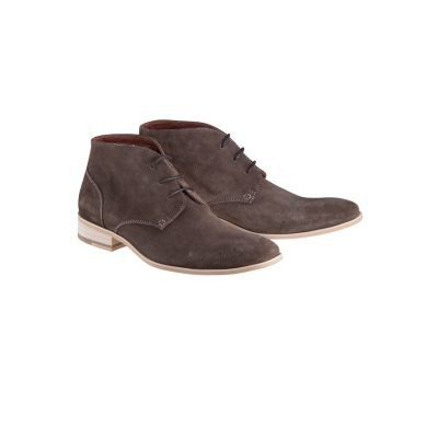 Fashion 4 Men - Tarocash Tyler Desert Boot Taupe 10
