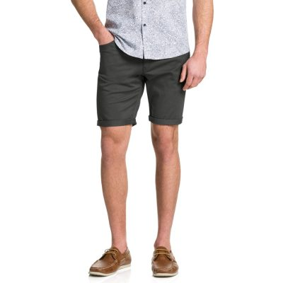 Fashion 4 Men - Tarocash Baker Stretch Short Khaki 30
