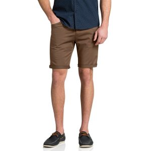 Fashion 4 Men - Tarocash Baker Stretch Short Mustard 36