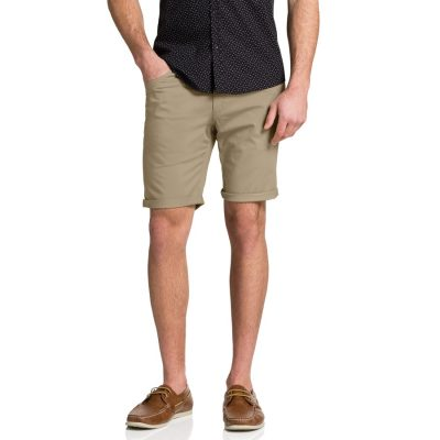 Fashion 4 Men - Tarocash Baker Stretch Short Sand 32
