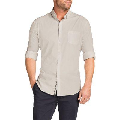 Fashion 4 Men - Tarocash Cool Cotton Shirt Lemon Xl