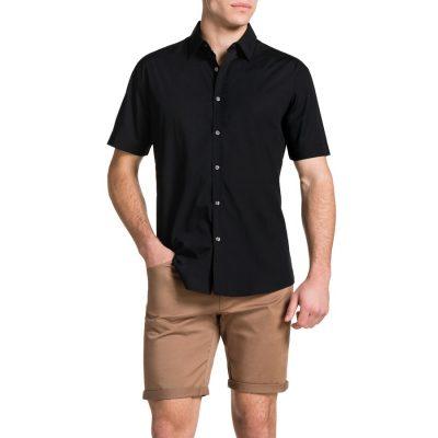 Fashion 4 Men - Tarocash Evan Shirt Black 4 Xl