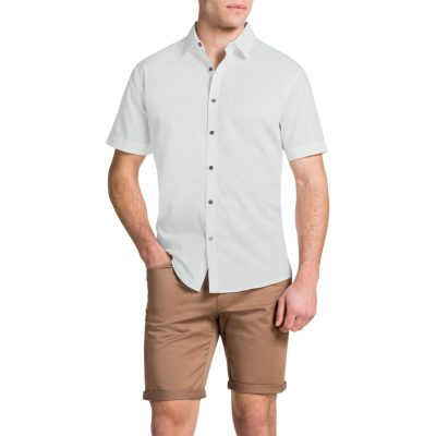 Fashion 4 Men - Tarocash Evan Shirt White Xxl