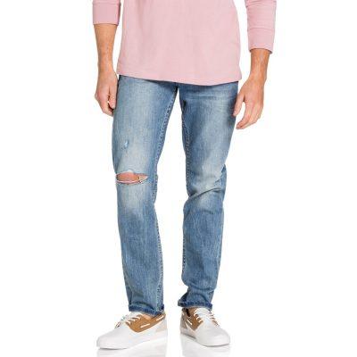 Fashion 4 Men - yd. Avoca Slim Tapered Jean Blue 40