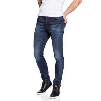 Fashion 4 Men - yd. Darma Skinny Jean Dark Blue 40