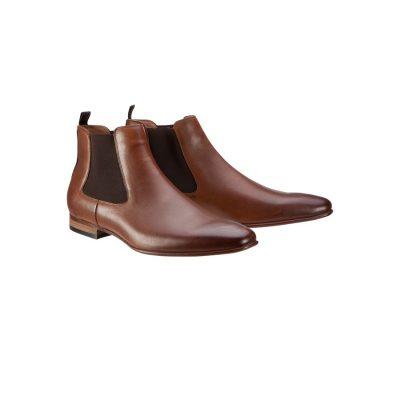 Fashion 4 Men - yd. Downtown Chelsea Boot Tan 10
