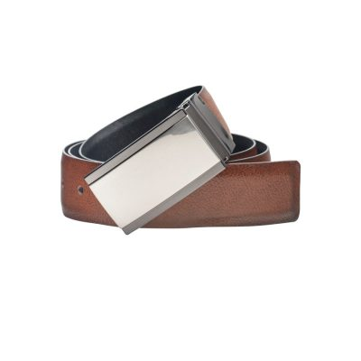 Fashion 4 Men - yd. Petra Dress Belt Brown 34
