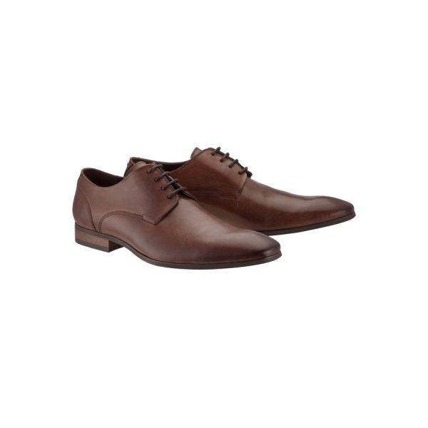 Fashion 4 Men - yd. Slider Dress Shoe Brown 13