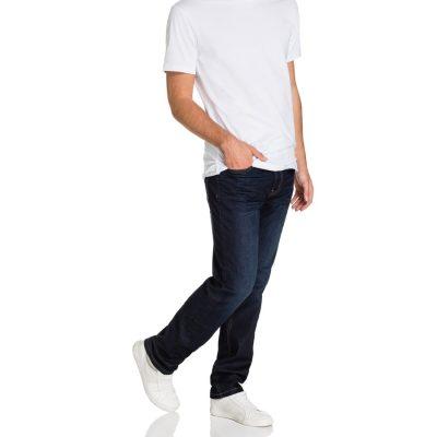 Fashion 4 Men - yd. Zalman Slim Jean Dark Blue 30