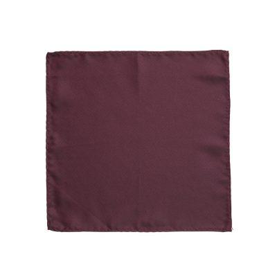 Fashion 4 Men - yd. Ace Pocket Square Shiraz One