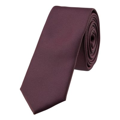Fashion 4 Men - yd. Ace Tie Shiraz One