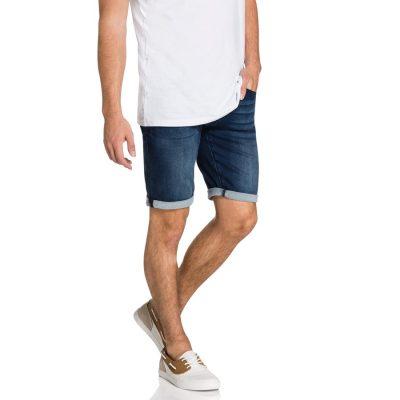 Fashion 4 Men - yd. Evans Denim Short Blue 33