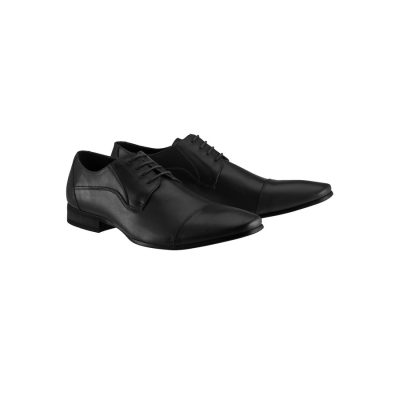 Fashion 4 Men - yd. Garbo Dress Shoe Black 11