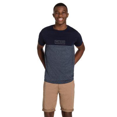 Fashion 4 Men - yd. Tove Tee Dark Blue L