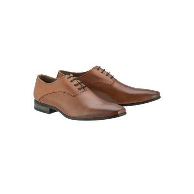 Fashion 4 Men - Tarocash Byron Dress Shoe Tan 12