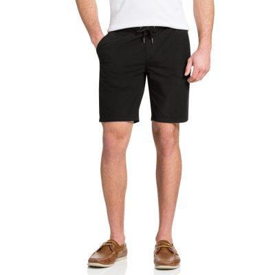 Fashion 4 Men - Tarocash Jamaica Drawstring Short Black 34