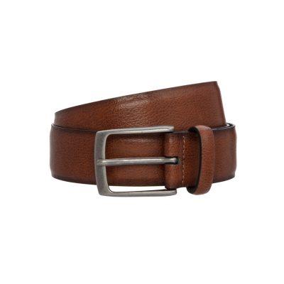 Fashion 4 Men - yd. Adam Dress Belt Tan 38