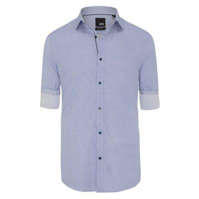 Fashion 4 Men - yd. Alec Slim Fit Shirt White Xl