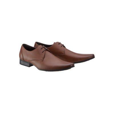 Fashion 4 Men - yd. Derek Dress Shoe Tan 6