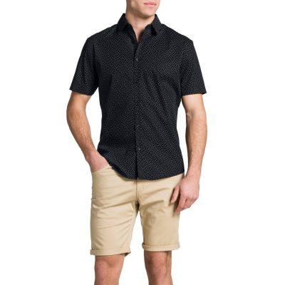 Fashion 4 Men - Tarocash Black Square Black S