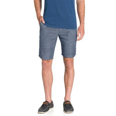 Fashion 4 Men - Tarocash Montego Drawstring Short Blue 34