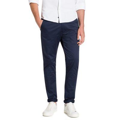 Fashion 4 Men - yd. Austin Skinny Chino Petrol 28