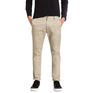 Fashion 4 Men - yd. Austin Skinny Chino Sand 34