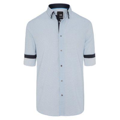 Fashion 4 Men - yd. Brayden Slim Fit Shirt White Xl