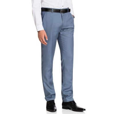Fashion 4 Men - yd. Colton Skinny Dress Pant Blue 33