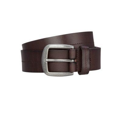 Fashion 4 Men - yd. Ethan Casual Belt Chocolate 38