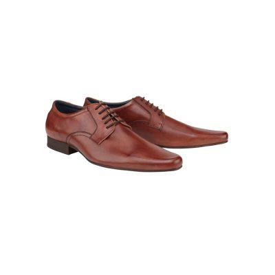 Fashion 4 Men - yd. Fix Dress Shoe Tan 8