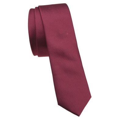 Fashion 4 Men - yd. Herringbone 5 Cm Tie Red One