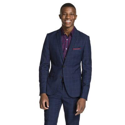 Fashion 4 Men - yd. Marlo Skinny Suit Jacket Navy Xl