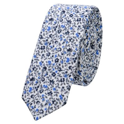 Fashion 4 Men - yd. Multi Small Floral Tie Ditsy Floral One