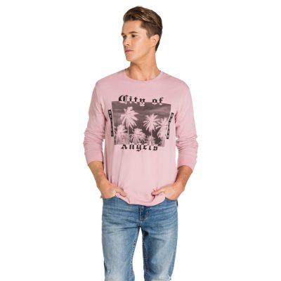 Fashion 4 Men - yd. Napa Long Top Washed Musk M