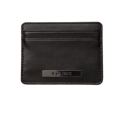 Fashion 4 Men - yd. Night Card Holder Black One