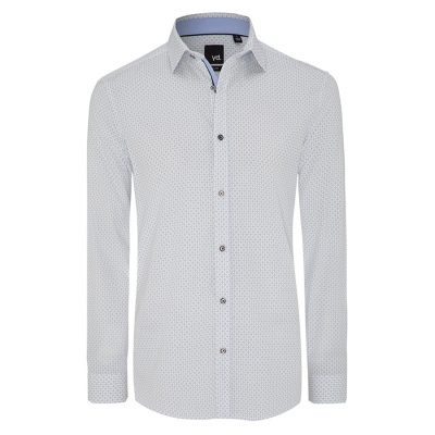 Fashion 4 Men - yd. Pagan Slim Fit Shirt White Xl