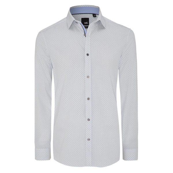 Fashion 4 Men - yd. Pagan Slim Fit Shirt White Xl