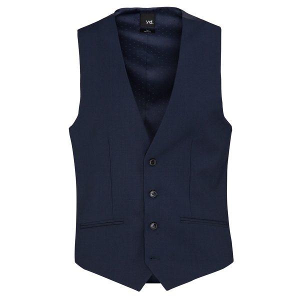 Fashion 4 Men - yd. Sinatra Waistcoat Navy Xxl
