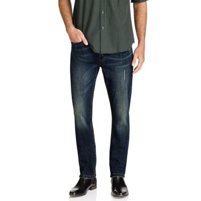 Fashion 4 Men - Tarocash Addison Regular Stretch Jean Rinse 35