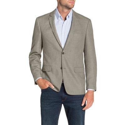 Fashion 4 Men - Tarocash Arbus Textured Jacket Sand 5 Xl