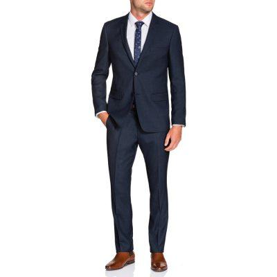 Fashion 4 Men - Tarocash Archer 2 Button Suit Navy 40