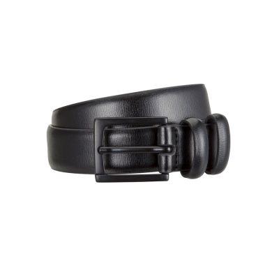 Fashion 4 Men - Tarocash Boot Prong Belt Black 40