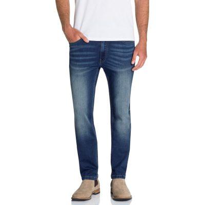 Fashion 4 Men - Tarocash Canterbury Regular Stretch Jean Blue 36