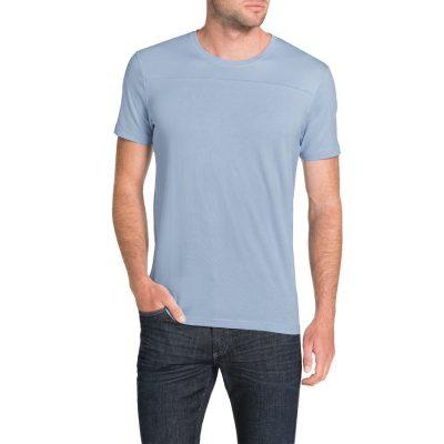 Fashion 4 Men - Tarocash Essential Panel Tee Sky Xl