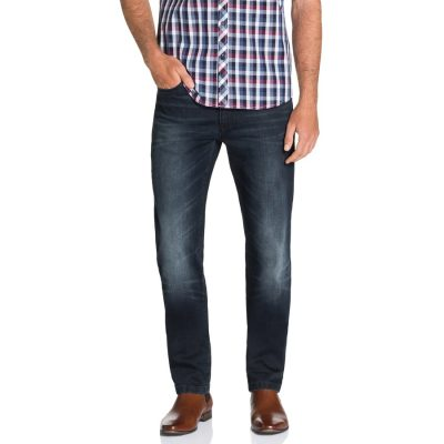 Fashion 4 Men - Tarocash Marrickville Tapered Stretch Jean Ink 42