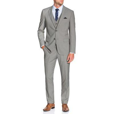 Fashion 4 Men - Tarocash Orton 2 Button Suit Dune 38