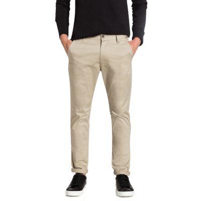 Fashion 4 Men - yd. Austin Skinny Chino Sand 32