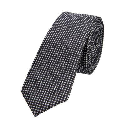 Fashion 4 Men - yd. Casino 5 Cm Tie Black One